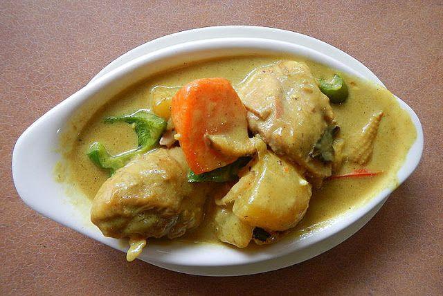 how to make filipino chicken curry