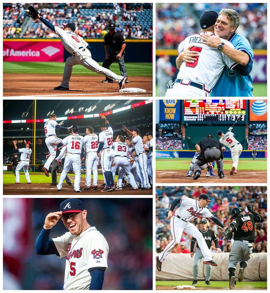 Happy Birthday Freddie 9 12 Braves Baseball Atlanta Braves Baseball Atlanta Braves