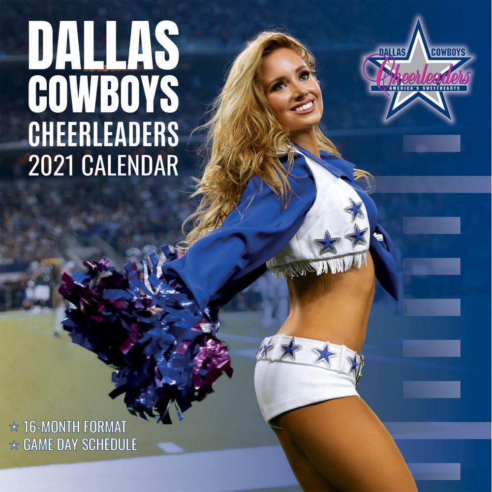 Pin on 2021 Sexy Dallas Cowboys Cheerleaders Calendars