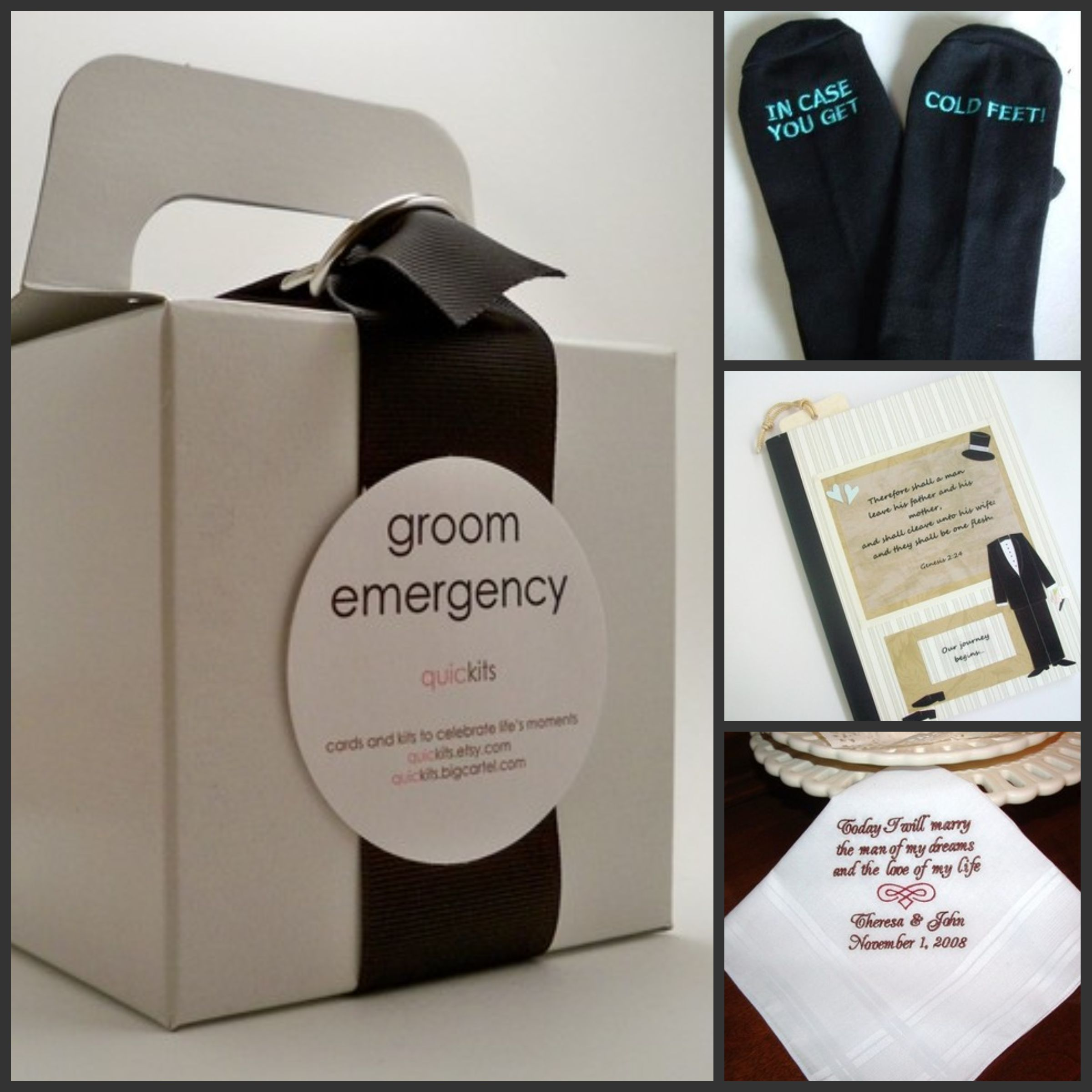 Bridal Gift Groom Ideas From Groomsmen Bride Wedding
