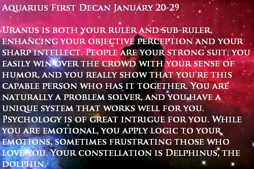 libra third decan horoscope
