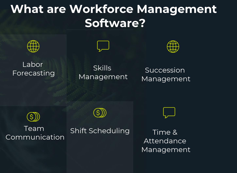 Top 25 Workforce Management Software Workforce