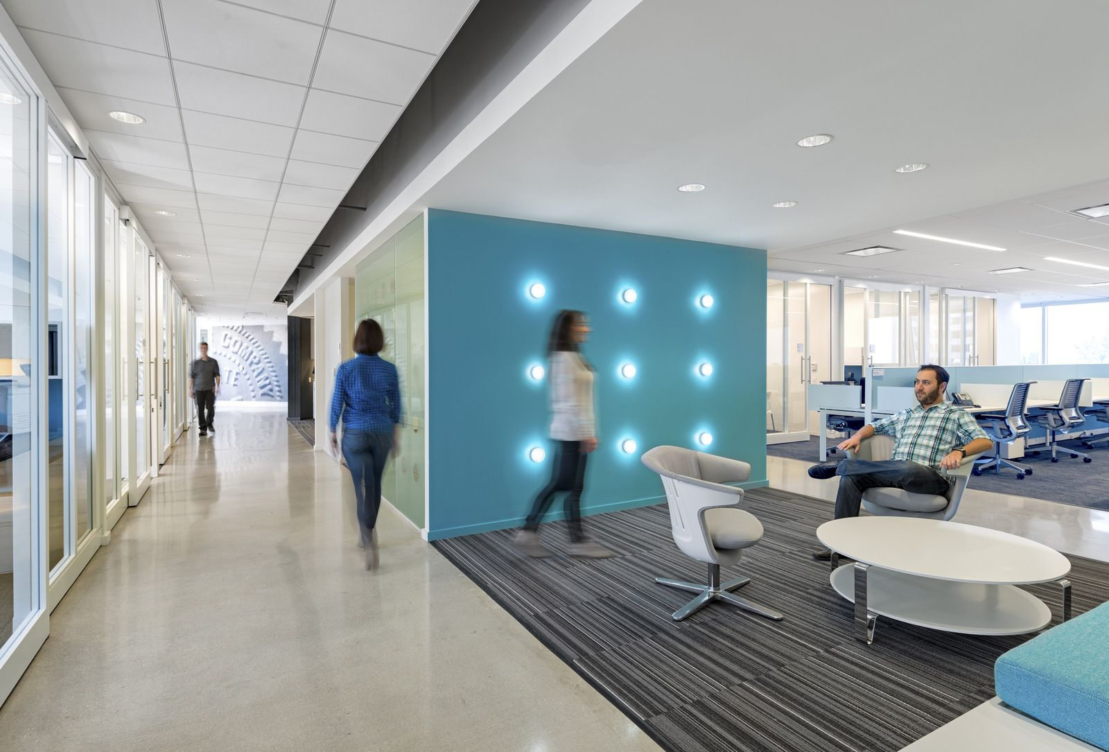 Office Tour Zimmerman Advertising Fort Lauderdale Offices Office Space Design Corporate Office Design Office Interior Design