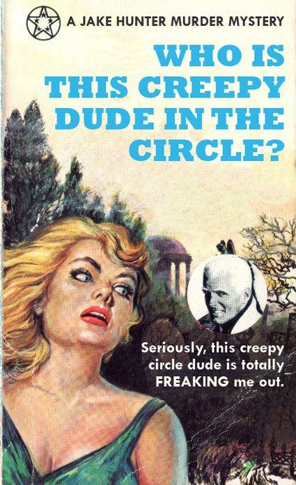 Community: 5 Fake Pulp Fiction Novels I Wish Were Real