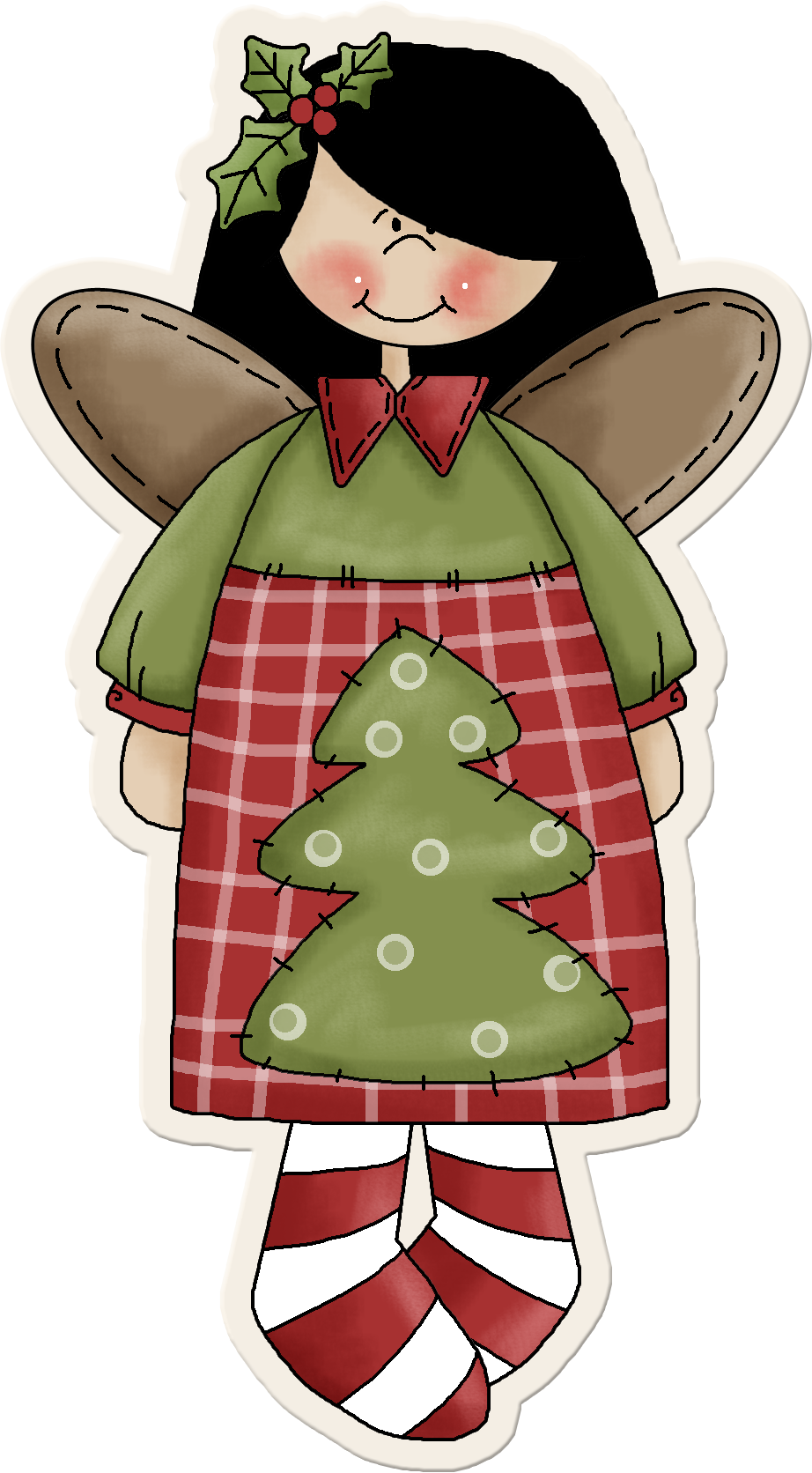 CHRISTMAS ANGEL CLIP ART | CLIP ART - CHRISTMAS 1 ...