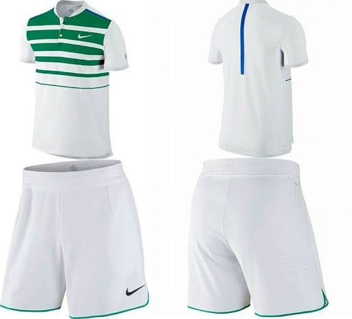 tenue federer open australie 2016 - Google Search
