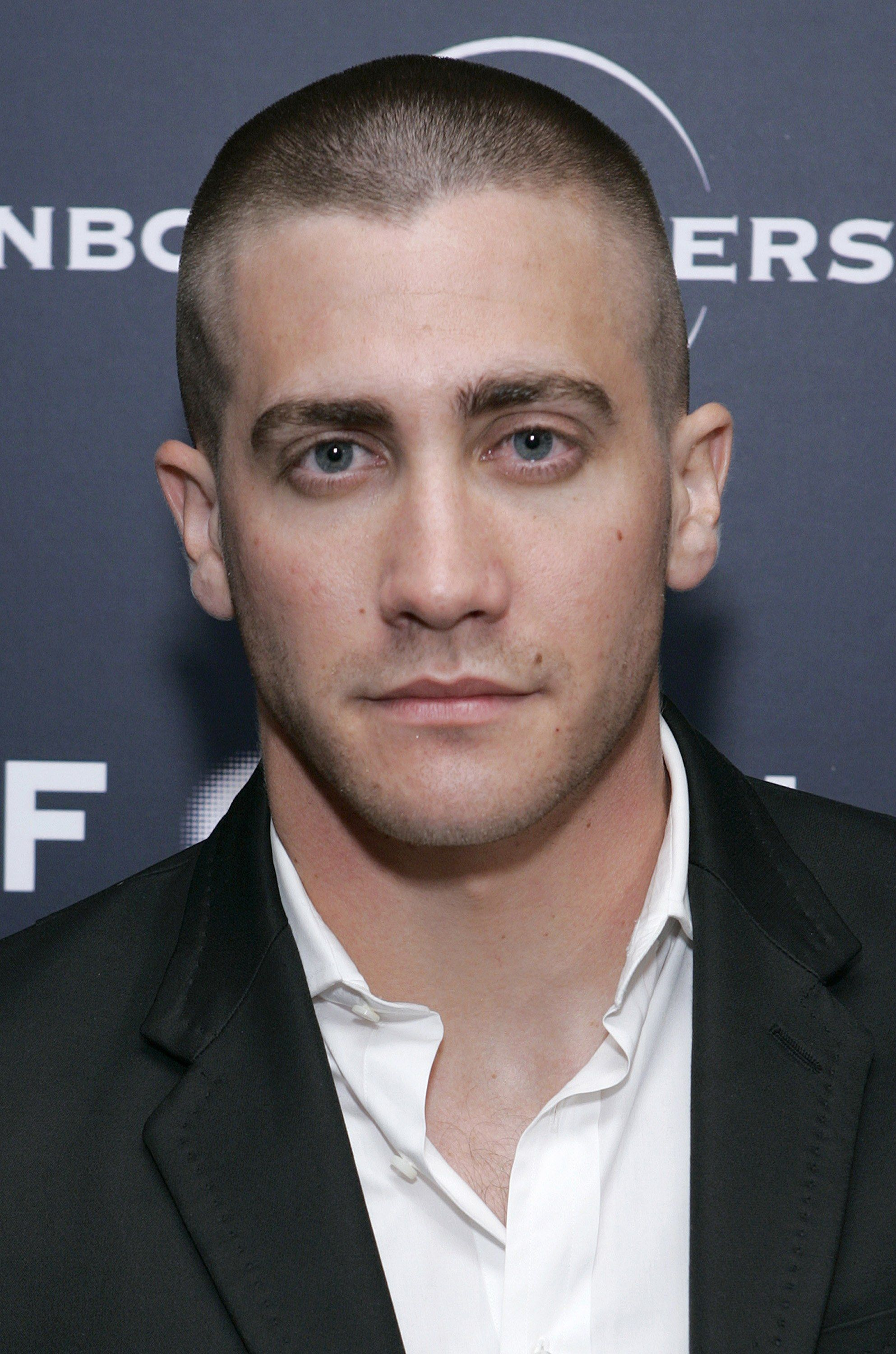 Jake gyllenhaal shaved