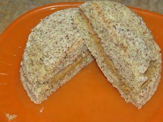Micro-bread -- single-serving, grain-free bread made in the microwave.