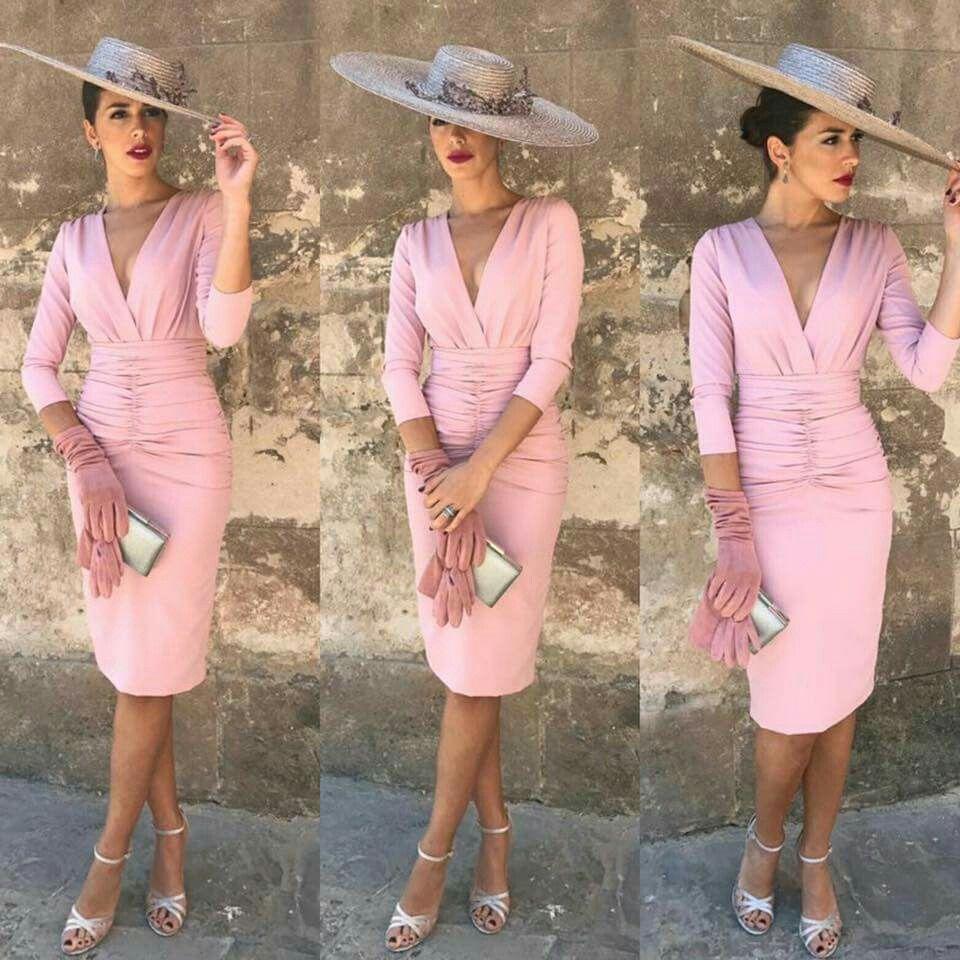 Pin de Antonia Pilar en vestidos | Pinterest | Boda, Vestiditos y ...