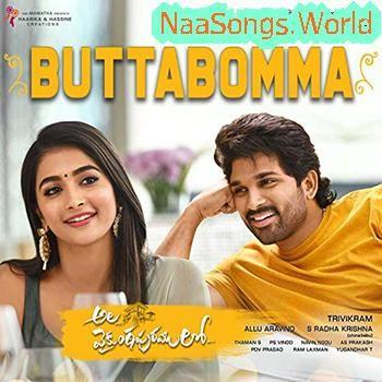 Ala Vaikuntapuramlo 2020 Mp3 Naa Songs Free Download Mp3 Song Download Mp3 Song Latest Dj Songs