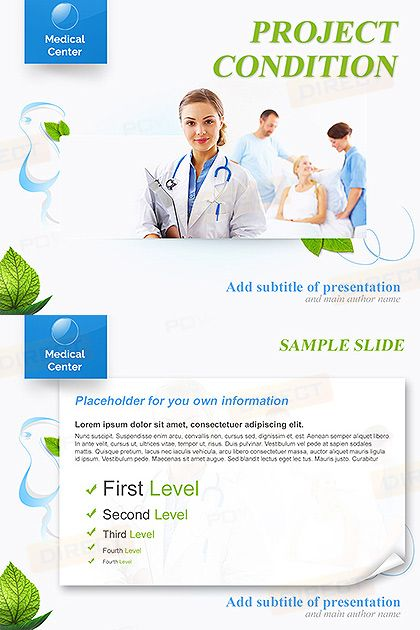 Medical center free powerpoint template free powerpoint templates neutral color design with medical equipment and people green and blue medical design elements find this pin and more on free powerpoint templates toneelgroepblik Choice Image