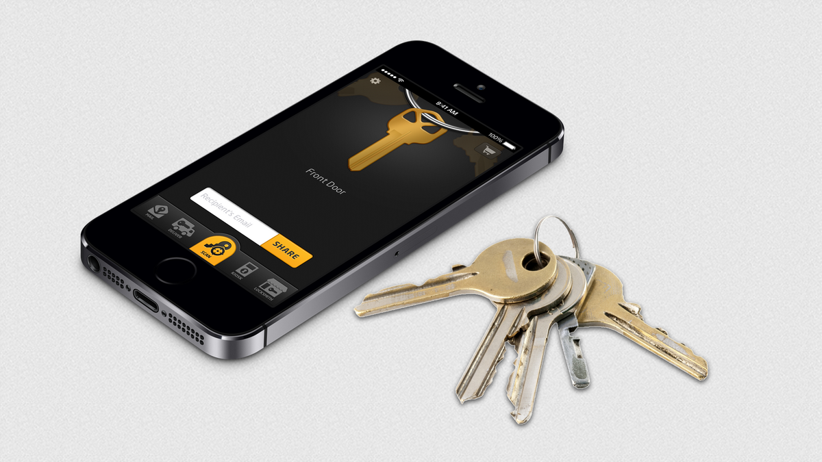 How one iPhone app just made it really easy to open almost