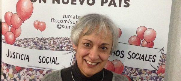 Montse Sánchez (Súmate): 'Si continua aquesta tensió, dubto molt que esperem fins al setembre per fer el referèndum' | VilaWeb