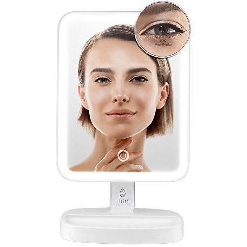 Lavany Led Illuminated Cosmetic Mirror Lighted Makeup
