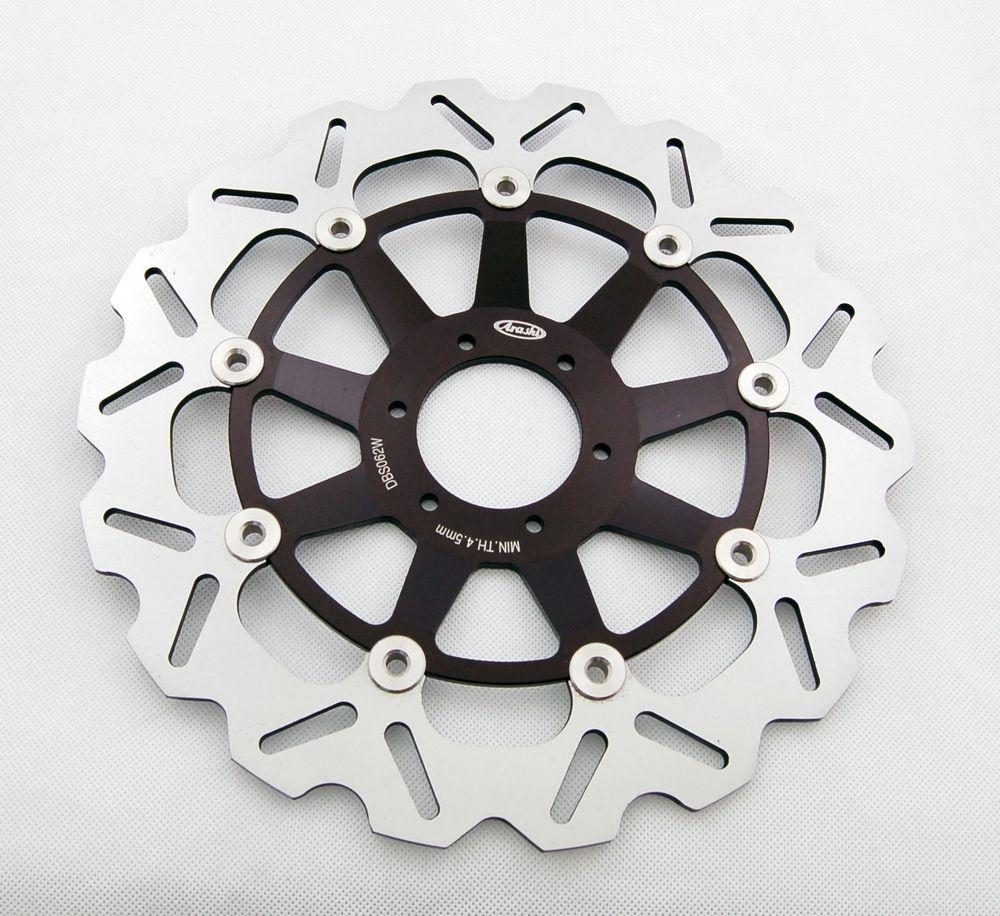 Front Brake Disc Rotor For Honda CBR1100XX 99 07 X ELEVEN 1100 00 2003 CB 1284 B