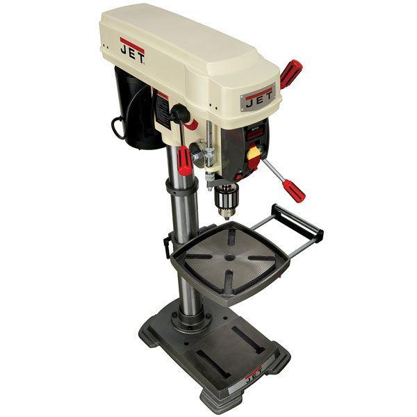 Buy Jet 12 Bench Top Drill Press With Dro Model Jdp 12 At