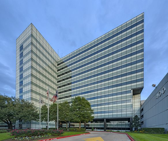 Real Estate In Brief Full Floor Leased In North Belt Building Houston Real Estate Things To Sell Building