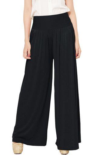 Belanja Jo Amp Nic Pleated Long Culotte Pants Celana Kulot Fit To Big Size Black Murah Belanja Di Lazada Free Ongk Celana Kulot Celana Wanita Celana