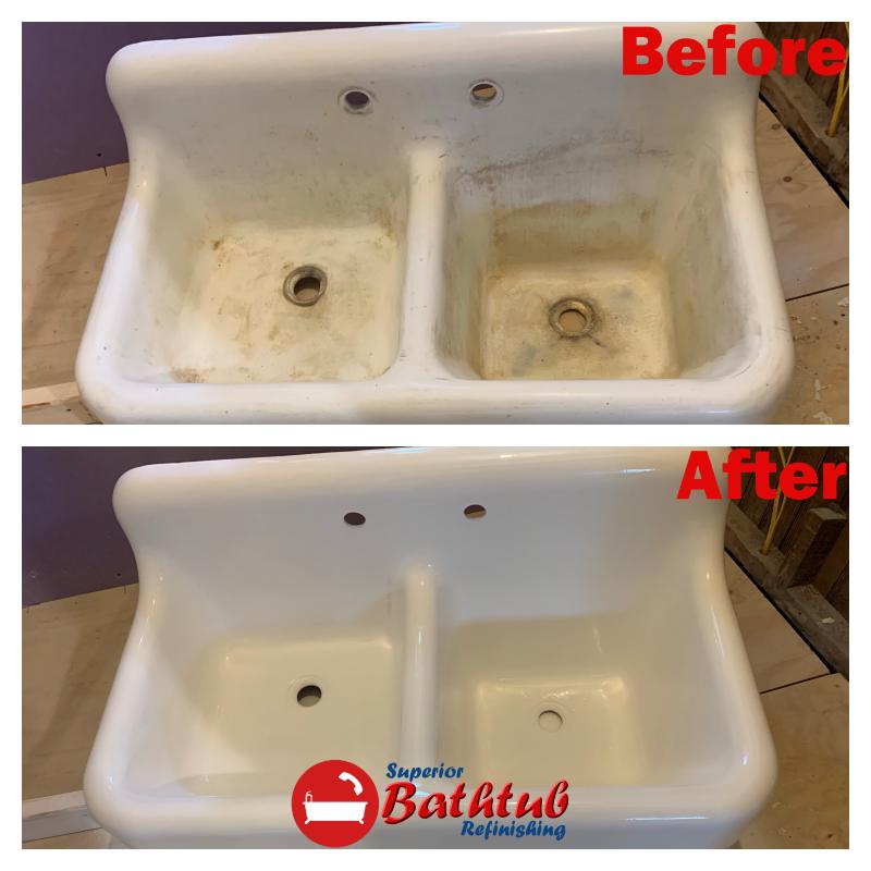 Sink Refinishing Superior Bathtub Refinishing Boston Ma With Images Sink Refinish Bathtub Refinished