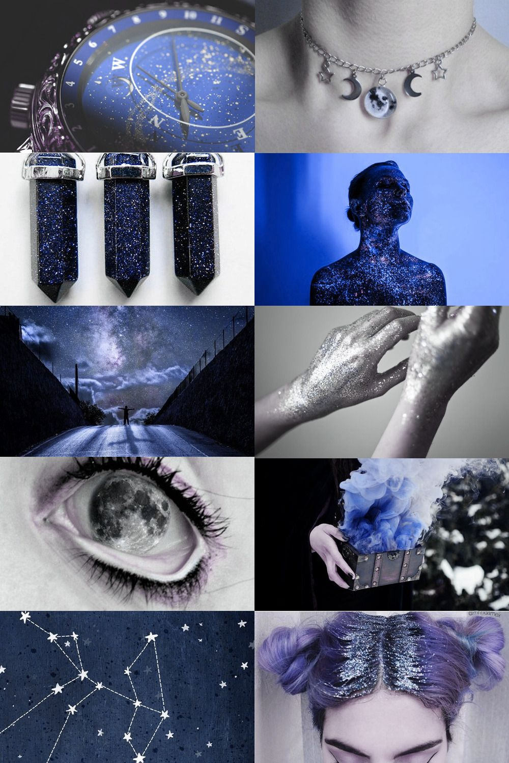 space witch aesthetic { request here } mysterious
