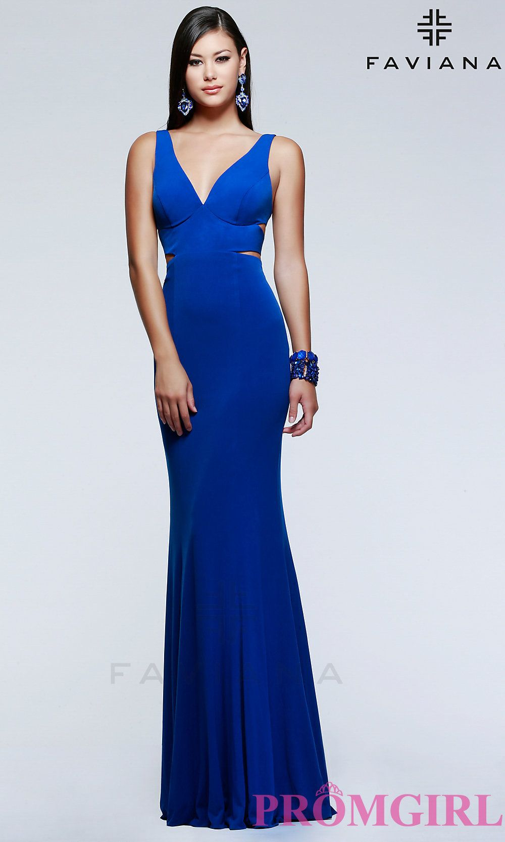 134361d626b swatch attribute 539867 Cut Out Prom Dresses