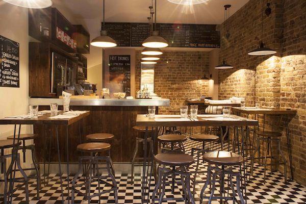 Garufin Restaurant Review Small Restaurant Design Cafe Design Resturant Design