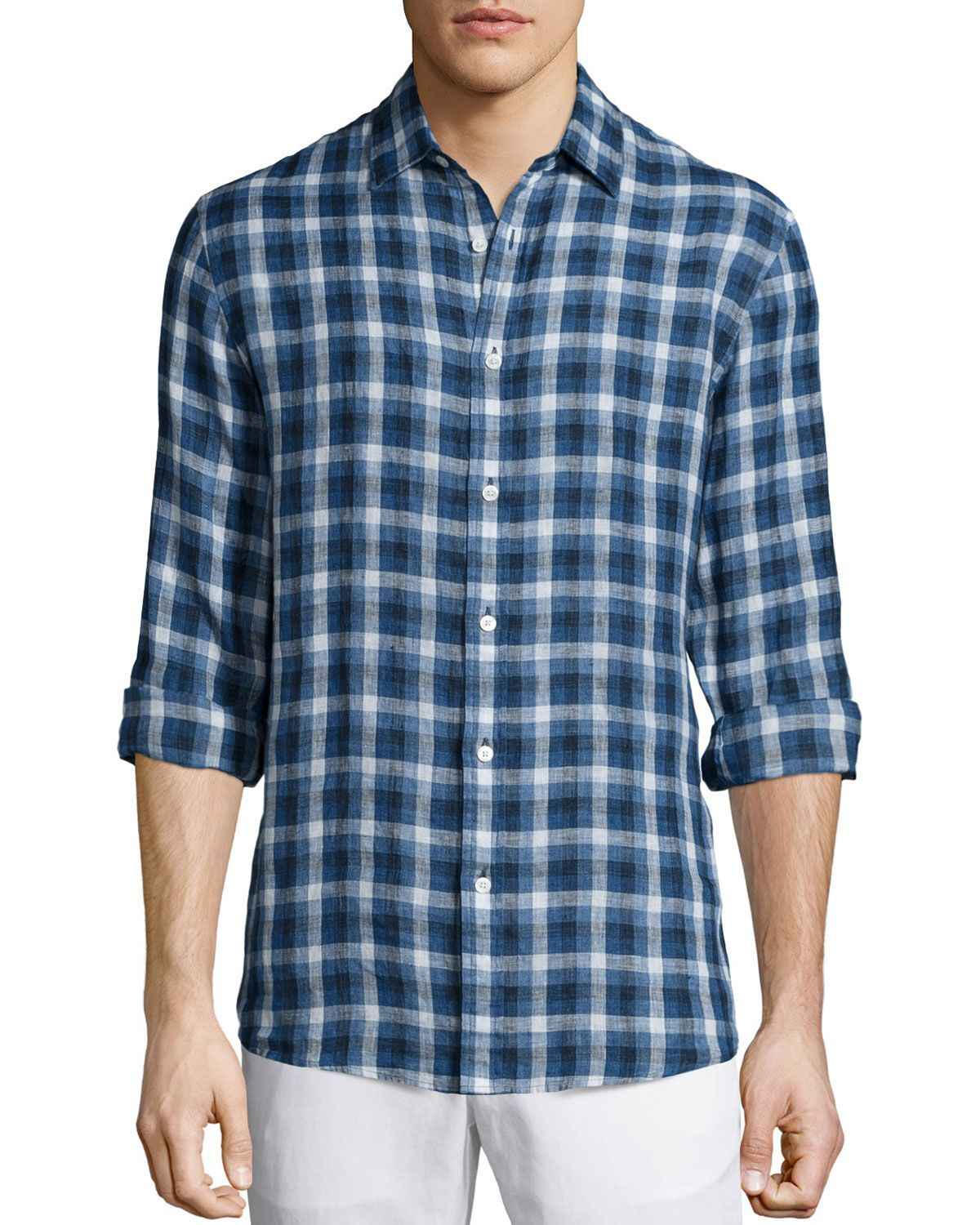 f76a3dbc772 Blue Green Check Shirt Womens - Cotswold Hire