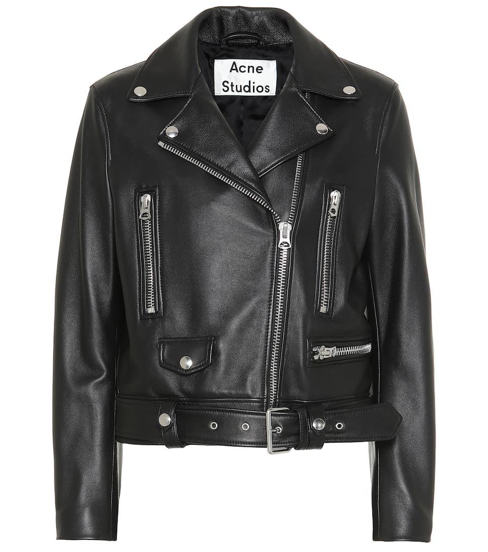Mock leather jacket Leather jacket, Leather motorcycle