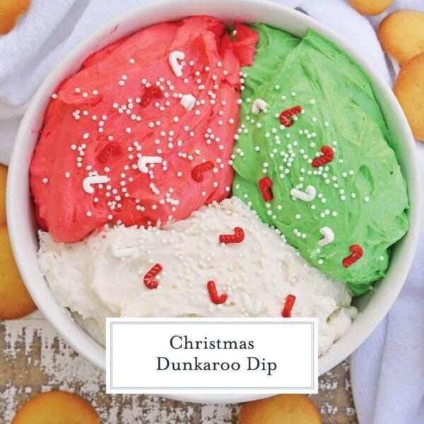 how to make dunkaroo dip