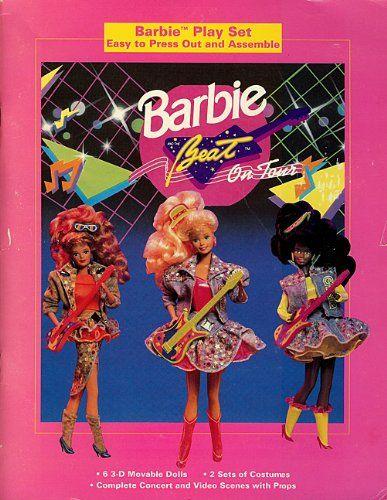 Space Barbie Barbie Paper Dolls Barbie Vintage Paper Dolls