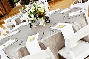 Wedding Inspirations | Table Settings