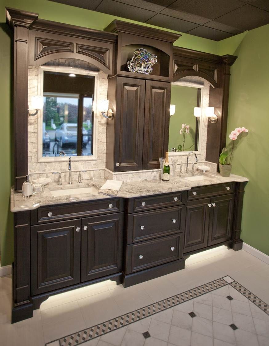 Traditional design style using Manhattan Wide in Cherry ...