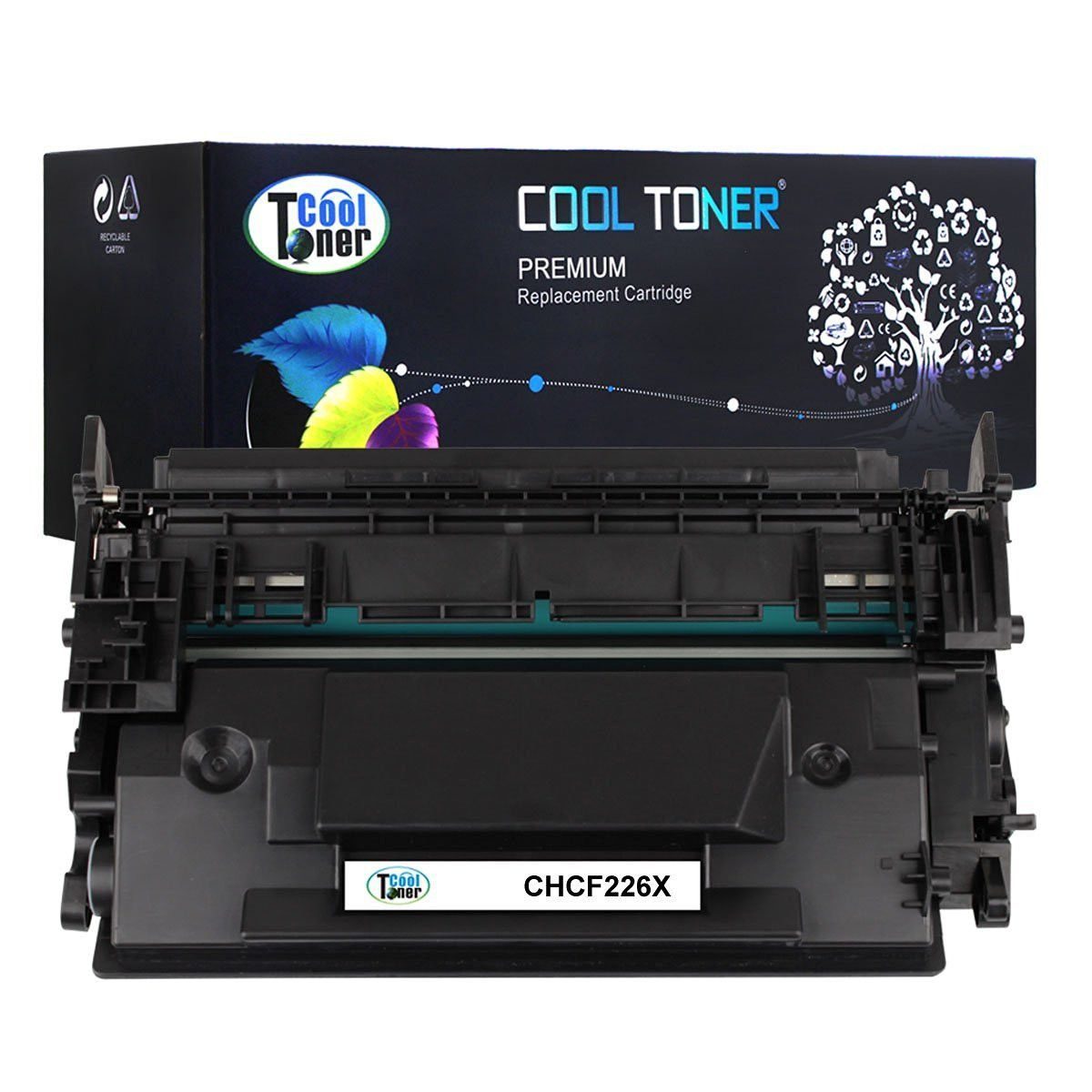 Cool Toner Compatible Toner Cartridge CT-CF226X for HP LaserJet Pro M402dn MFP M426dw