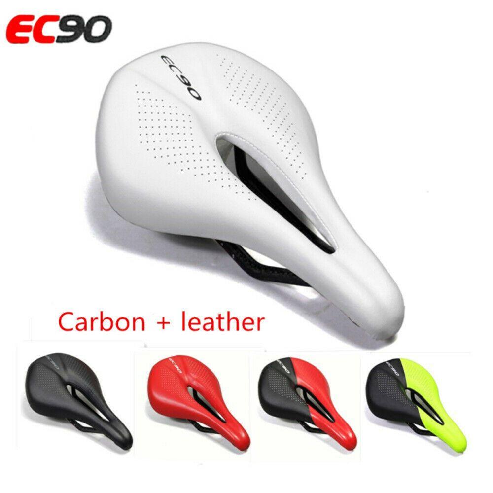 EC90 Ultralight Carbon Cycling Bicycle Road Bike PU Racing Seat Saddle Cushion