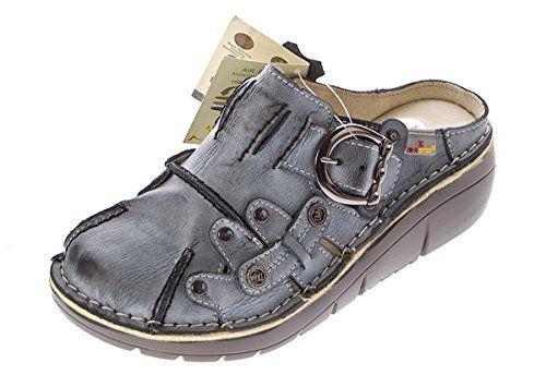 Leder Sandaletten Damen Schuhe Grau Outdoor TMA Gr. 36 Sammlungen Online Freies Verschiffen Bilder Online-Shopping Mit Mastercard Verkauf Erkunden Reduzierter Preis KgE2kXkx