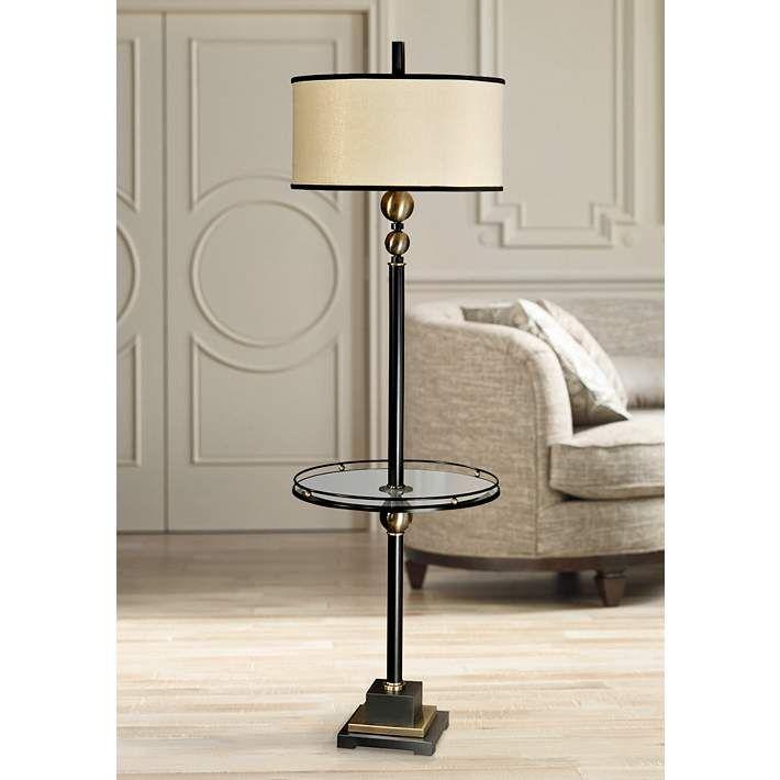 Uttermost Revolution 65 1 2 High End Table Floor Lamp R7743 Lamps Plus In 2020 Floor Lamp Styles Floor Lamp Table Lamp