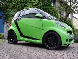 Green Smart Car Google Search