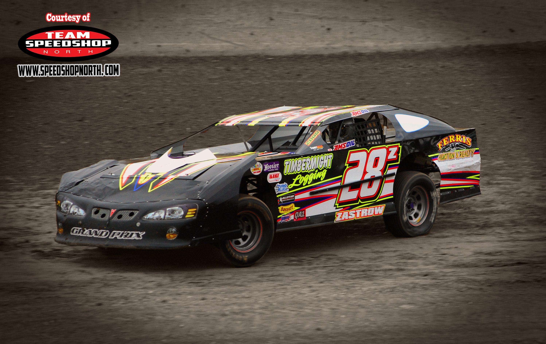 28z Chad Zastrow Wissota Speedshopnorth Super Stock Car Racing Race Jimfalls Wi Dirt Track Dirt Track Cars Dirt Racing Late Model Racing