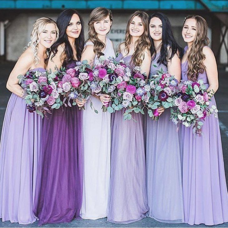 Love the idea of a pretty purple themed wedding? Pop over to our ...
