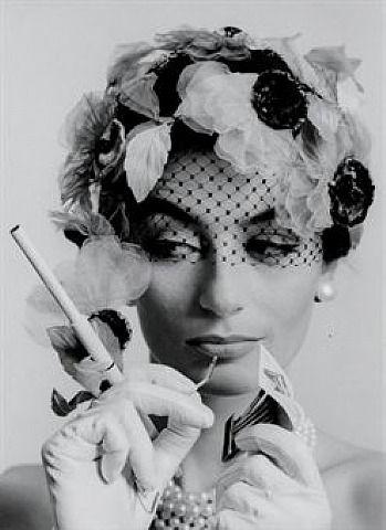 Anouk Aimée - Paris - 1961 - Photo by William Klein - @Mlle