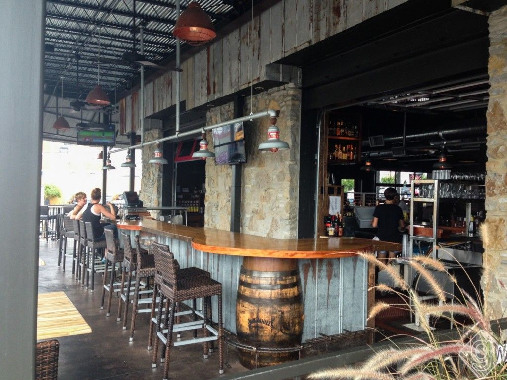 Pour House has one of the best patios in #Nashville! http ...