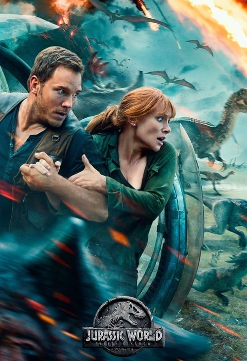 HD-720p VER Jurassic World 2: El reino caído subtitulada Gratis ...