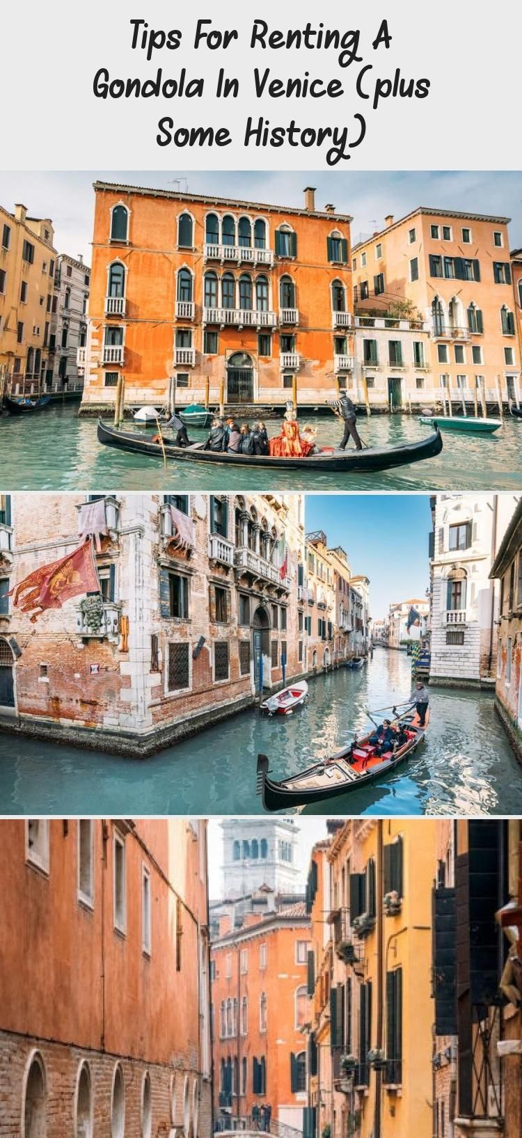 Photo of Tips For Renting A Gondola In Venice (plus Some History) – Travel