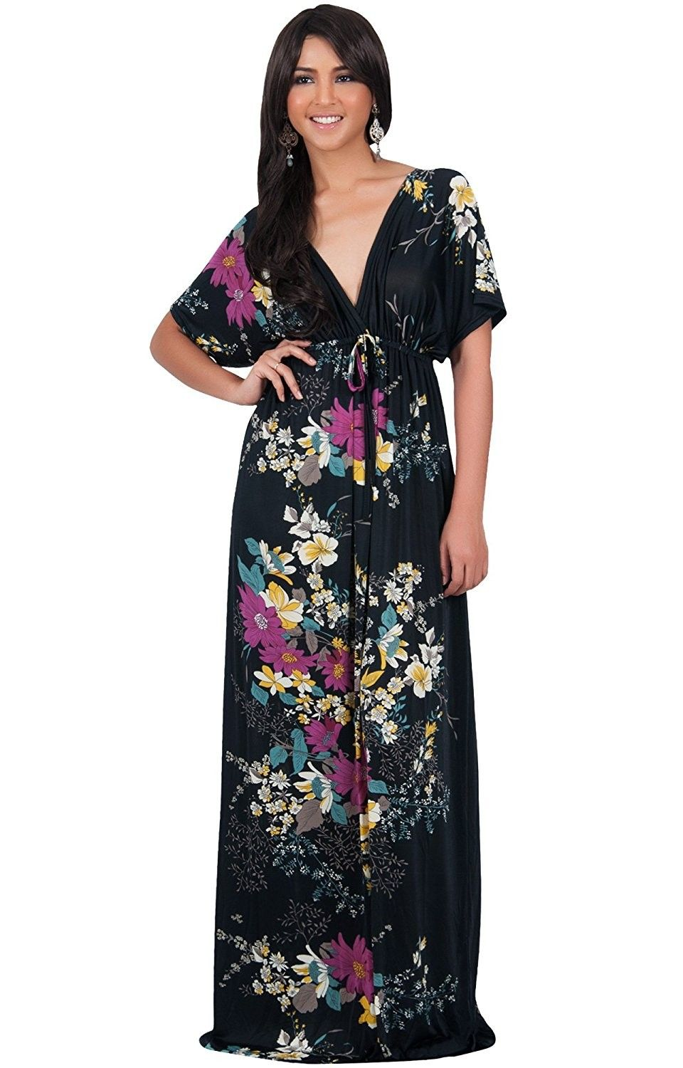 9e714c7bb Kaftan Maxi Dress Evening Gowns – DACC