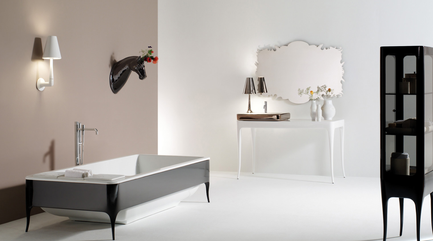 Impressive bath collection by marcel wanders for luxury bathrooms