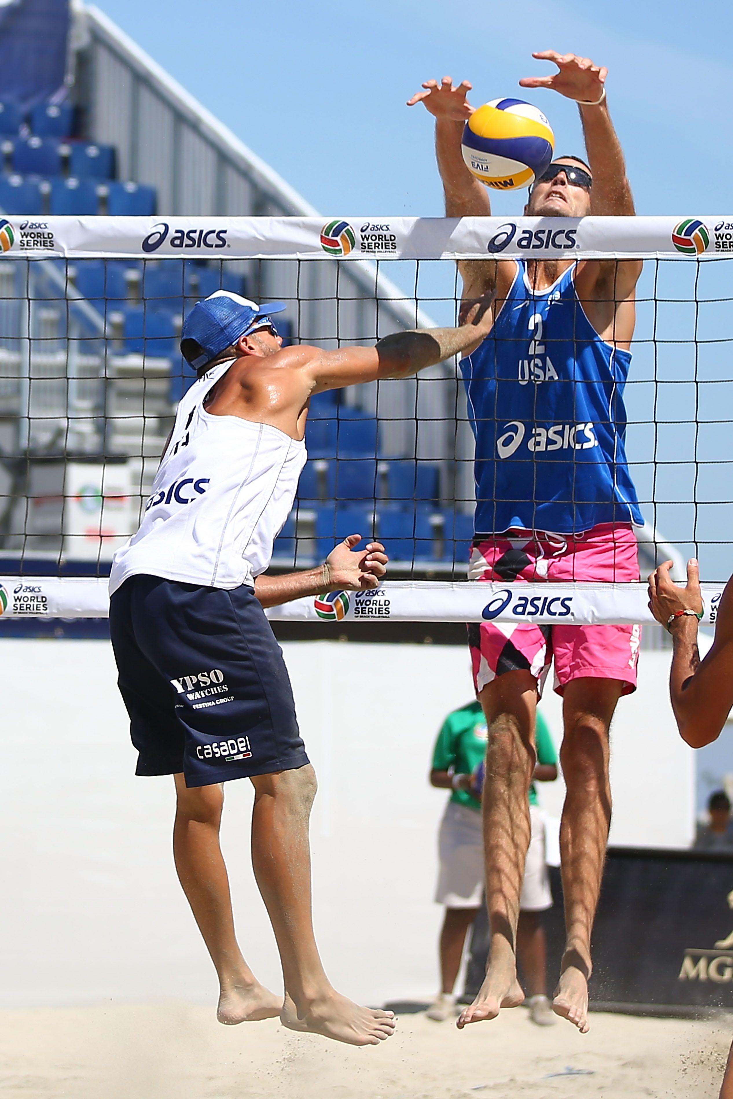 Ryan Doherty 7 1 Beach Volleyball Player Beach Volleyball Volleyball Players All Volleyball
