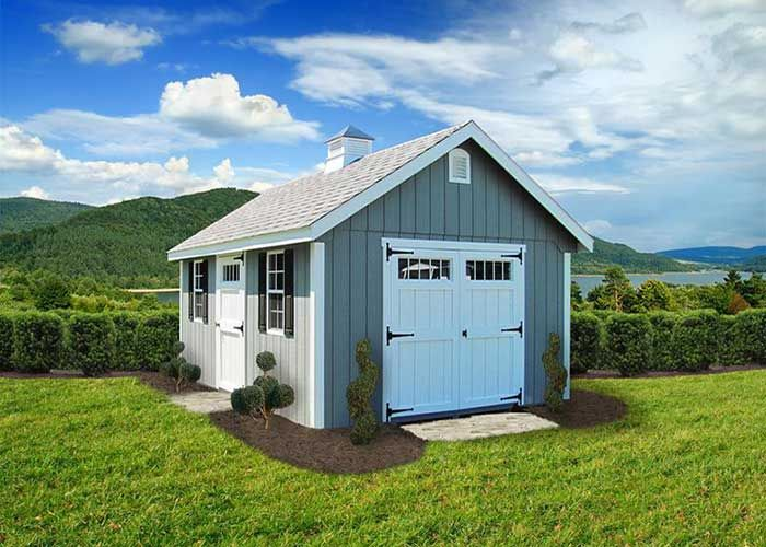 Country Tyme Sheds offers sheds in Norristown PA and the ...