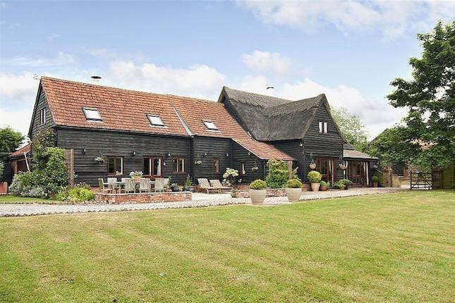 5 bedroom property to rent in Nedging Road #zoopla #barn
