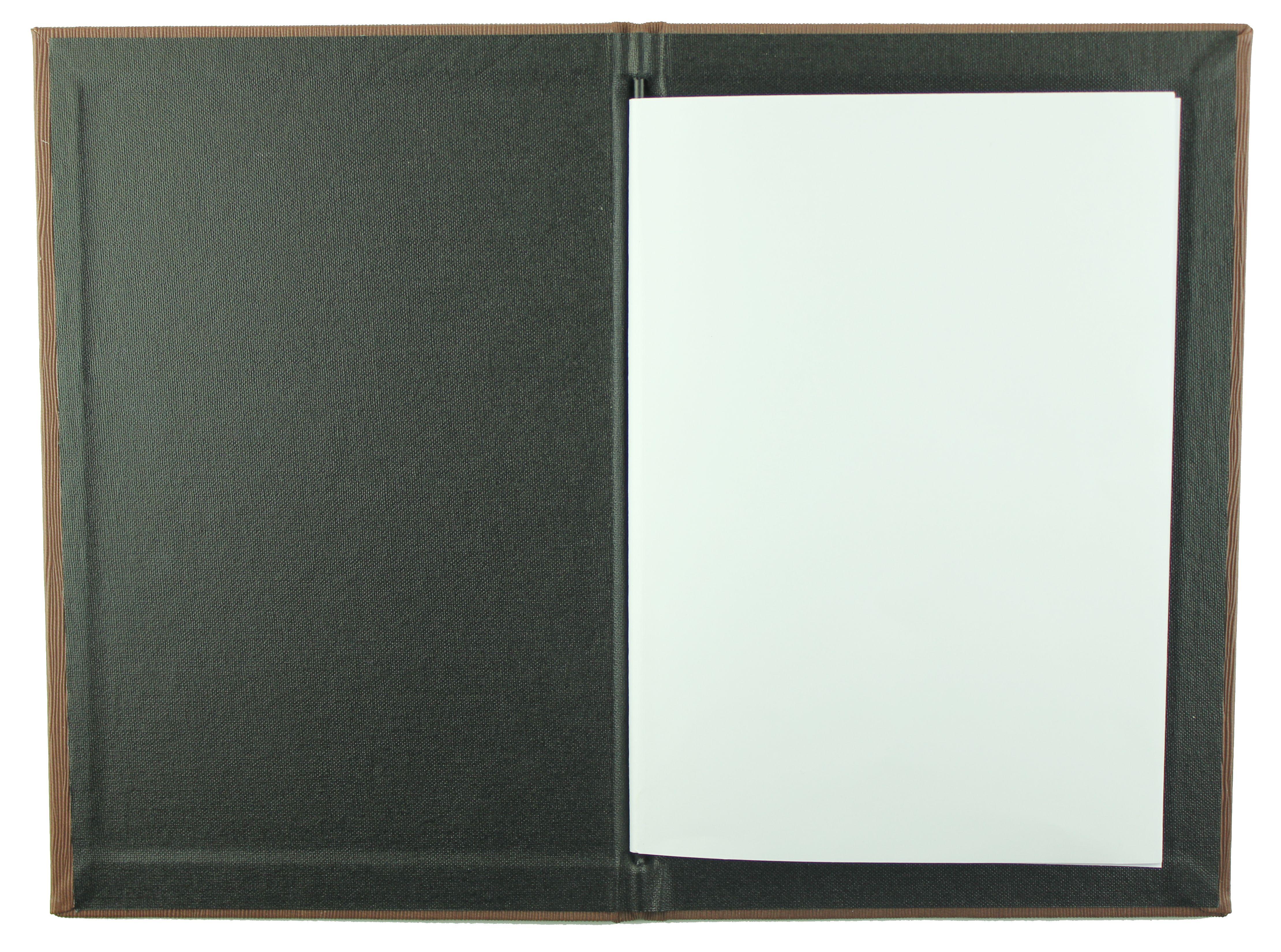 Carbon Rod | A5 - Eclisse - Black Buckram