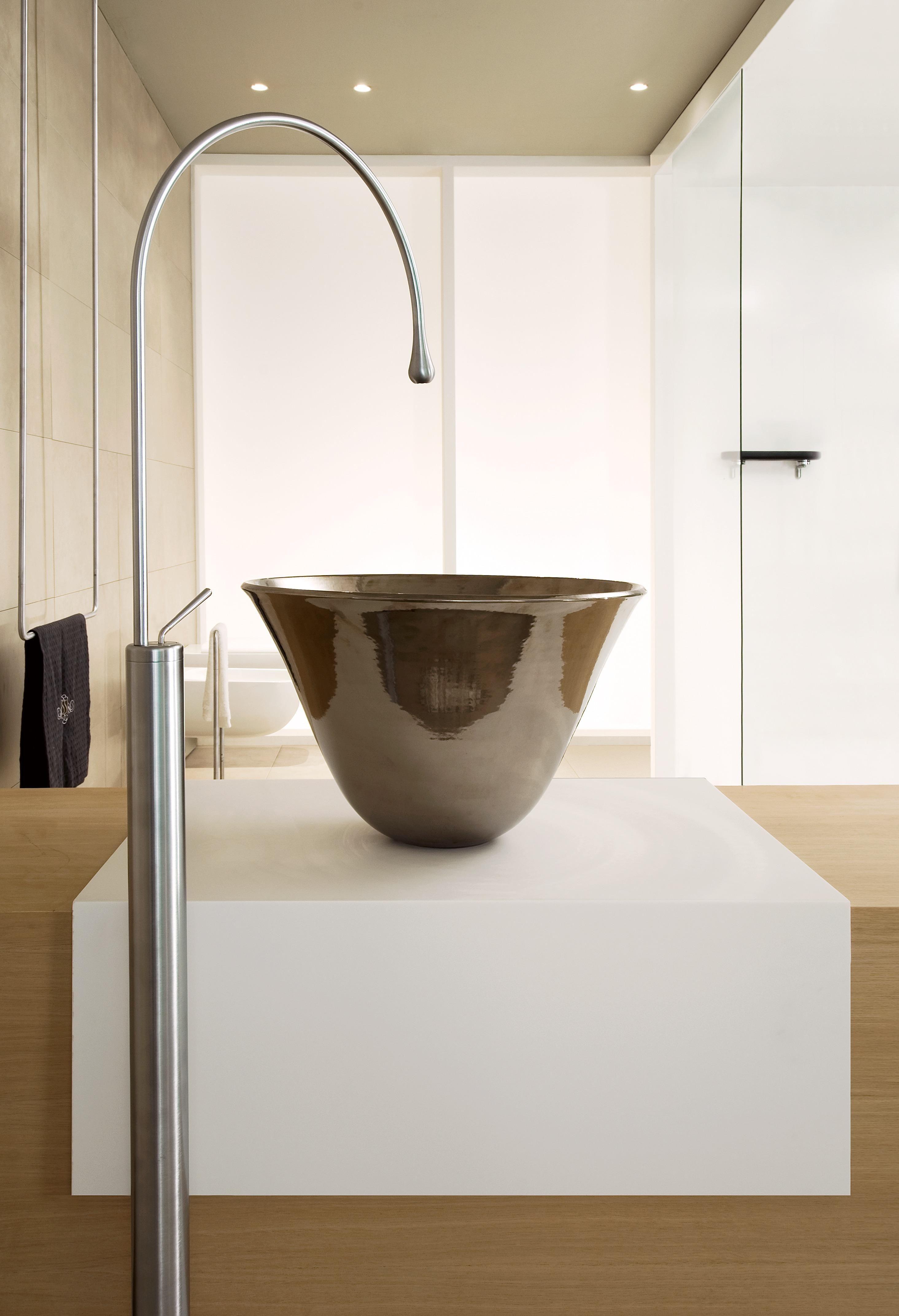 Gessi Goccia Floor Mount Faucet | Lighting, sinks and other fixtures ...